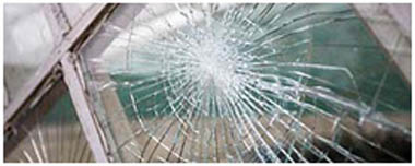 Mole Valley Smashed Glass